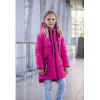 Осенняя куртка на девочку