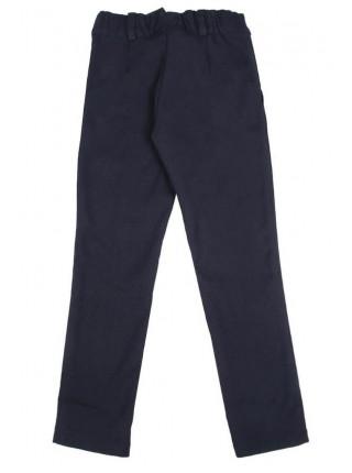 Шкільні брюки на дівчинку сині