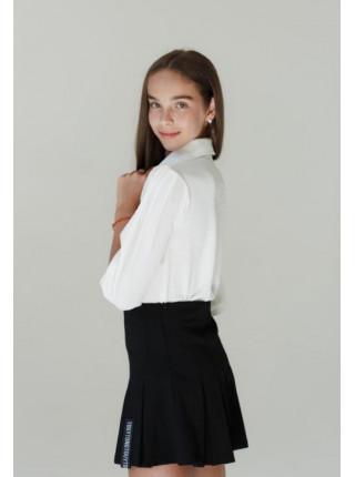 Теннисная юбка в школу в складку