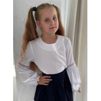 Блузка біла шкільна