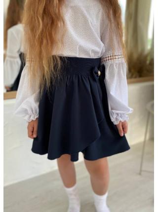 Нарядная юбка на девочку