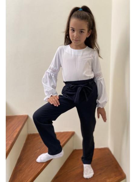 Школьные штаны на девочку