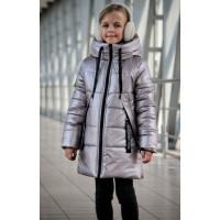 Куртка зимова дитяча на дівчинку