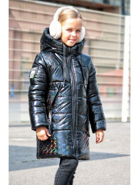 Куртка зима на дівчинку