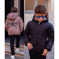 Куртка двухсторонняя демисезонная для мальчика