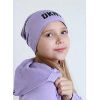 Трикотажна шапка для дівчинки