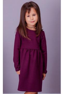 Дитяче трикотажне плаття для дівчинки